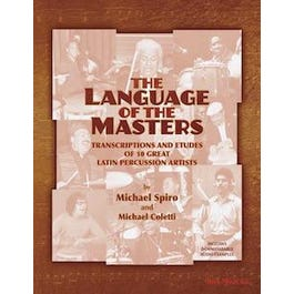 Sher Music The Language of the Masters-by Michael Spiro (and Michael Coletti)