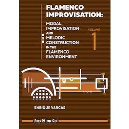 Sher Music Flamenco Improvisation: Vol. 1