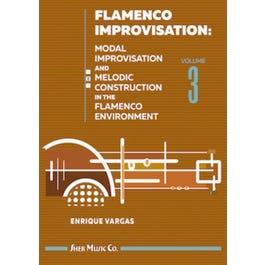 Sher Music Flamenco Improvisation: Volume 3