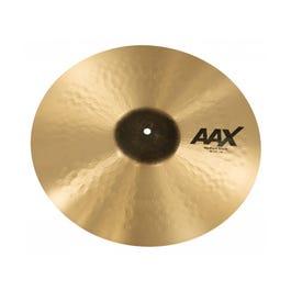 """Sabian AAX 18"""" Medium Crash Cymbal- Natural"""