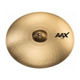 """Sabian AAX 22"""" Thin Ride Cymbal -Brilliant"""