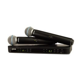 Image for BLX288/B58 Dual Wireless System from SamAsh