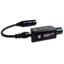 Switchcraft 318BTS Phantom Powered Bluetooth Stereo Audio Receiver