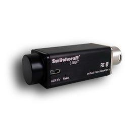 Switchcraft 318BT Bluetooth AudioStix Phantom Powered Audio Receiver