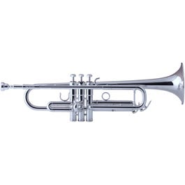 Schilke S33HD Professional Trumpet (Silver-Plated)