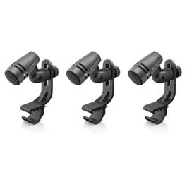 Image for E604 Dynamic Microphone Package (3 Pack) from SamAsh