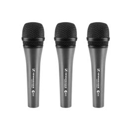 Image for E835 Handheld Dynamic Microphone (3 Pack) from SamAsh