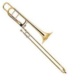 Image for 42 Trombone with F-Attachment from SamAsh