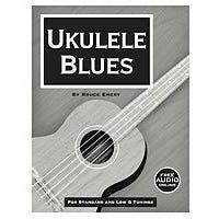Skeptical Ukulele Blues-Low G Tunning