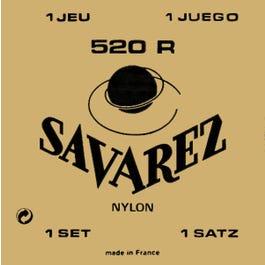 Image for 520R High Tension Nylon Guitar Strings from SamAsh
