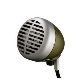 Image for 520DX Green Bullet Dynamic Microphone from SamAsh