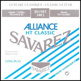 Image for 540J Alliance/HT Classic Classical Guitar Strings from SamAsh
