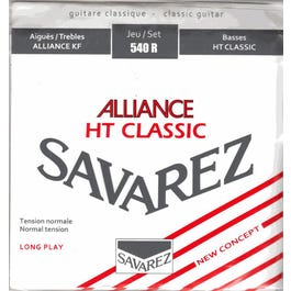 Image for 540R Alliance/HT Classic Classical Guitar Strings from SamAsh