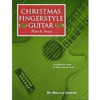 Image for Christmas Fingerstyle Guitar:Plain and Fancy from SamAsh