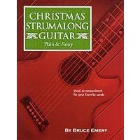 Image for Christmas Strumalong Guitar: Plain and Fancy from SamAsh