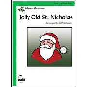Hal Leonard Jolly Old St. Nicholas-Piano Method sheet music