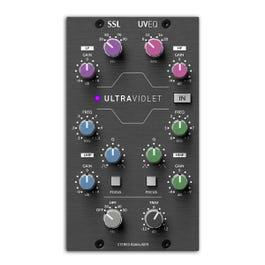 Image for Ultraviolet Stereo Equaliser for 500 Series Racks from Sam Ash