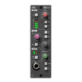 Image for SiX Channel Strip for 500 Series Racks from Sam Ash