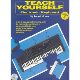 Image for Teach Yourself Electronic Keyboard (Book & CD) from SamAsh