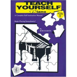 Image for Teach Yourself Piano (Book & CD) from SamAsh