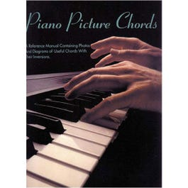 Image for Piano Picture Chords from SamAsh