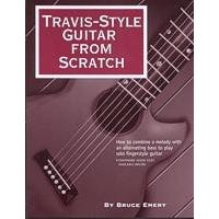 Skeptical Travis-Style Guitar From Scratch