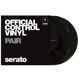 "Serato 7"" Performance Series Control Vinyl,  Black, Pair"