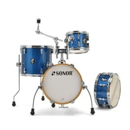 Sonor AQX Micro 4-Piece Drum Shell Pack