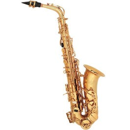 Image for AS711 Prelude Alto Saxophone (Gold Lacquer) from SamAsh