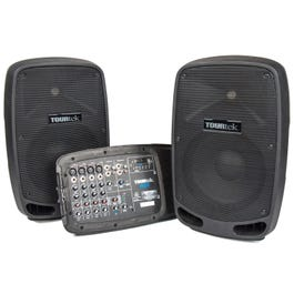 Image for PA210 Portable PA System from SamAsh