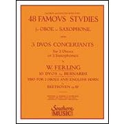 Southern Music 48 Famous Studies (2nd and 3rd Part)  Oboe