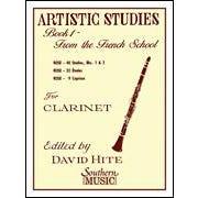 Hal Leonard Rose-Artistic Studies, Book 1 (French School)