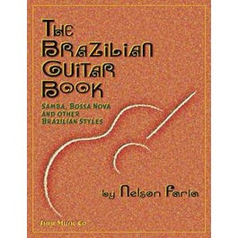 Sher Music The Brazilian Guitar Book with CD