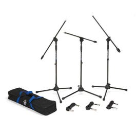 Image for BL3 Ultra-Light Boom Stand  Value 3 Pack from SamAsh
