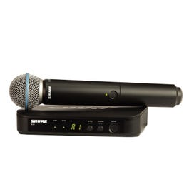 Image for BLX24/B58 Handheld Wireless System from SamAsh