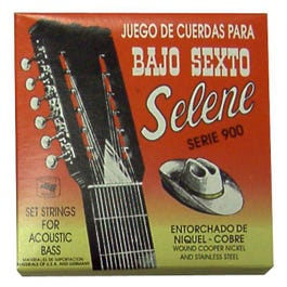 Image for BS950BR Bronze Bajo Sexto 12 String Set from SamAsh