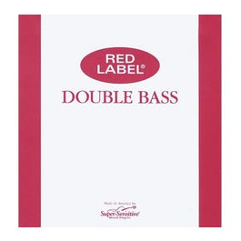 Image for Single Red Label DoubleBass String (Assorted Singles) from SamAsh