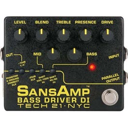 Image for SansAmp Bass Driver DI V.2 from SamAsh