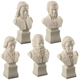Image for Plastic Composers Bust