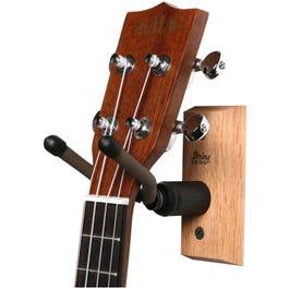String Swing CC01UK Hardwood Ukulele and Mandolin Hanger, Oak