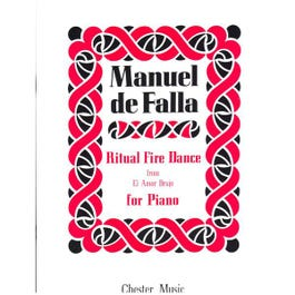 Image for De Falla: Ritual Fire Dance (Piano) from SamAsh