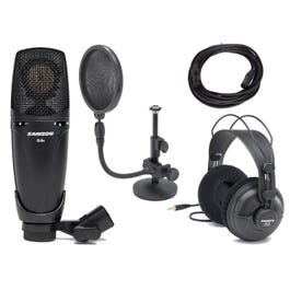 Image for CL8a Condenser Microphone with Headphones
