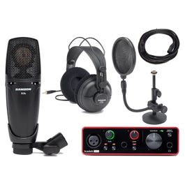 Image for CL8a Condenser Microphone Complete Music Production Package from SamAsh