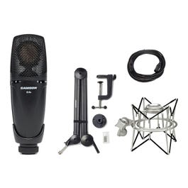 Image for CL8A Multi-Pattern Condenser Microphone w/ Mount