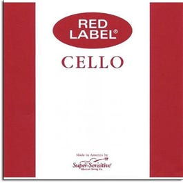 Image for Single CL Cello String from SamAsh