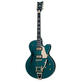Image for Coupe Archtop Hollow Body Electric Guitar from SamAsh