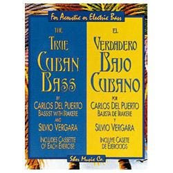 Image for True Cuban Bass Book & CD from SamAsh