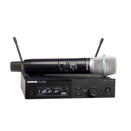 Image for SLXD24/B87A Digital Single-Channel Handheld Wireless System (H55 Band) from SamAsh