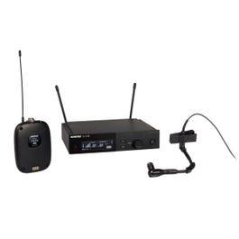 Image for SLXD14/98H Digital Single-Channel Instrument Wireless System (J52 Band) from SamAsh