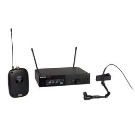 Image for SLXD14/98H Digital Single-Channel Instrument Wireless System (G58 Band) from SamAsh